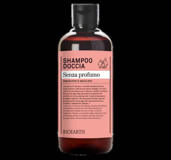 Shampoo Doccia Senza Profumo | COSMETICA NATURALE E BIO